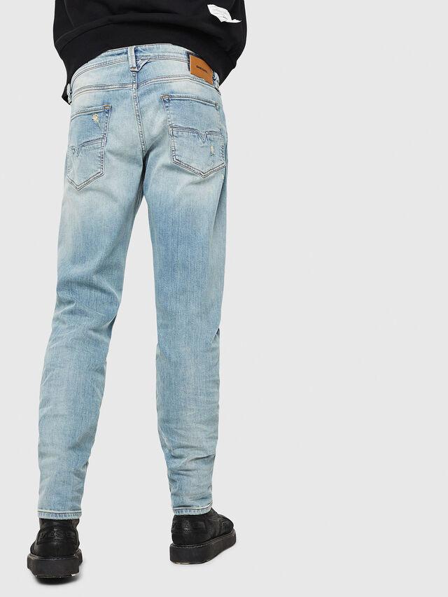 Diesel - Larkee-Beex 087AX, Bleu Clair - Jeans - Image 2