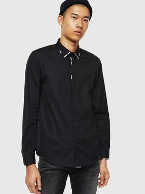 S-MARLENE, Noir - Chemises