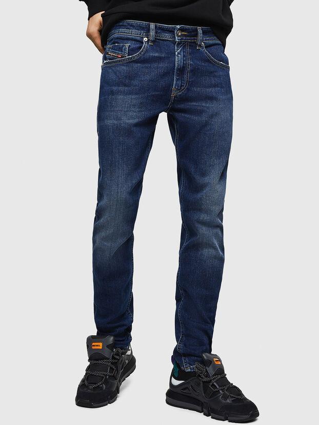 Thommer 0870F, Bleu moyen - Jeans