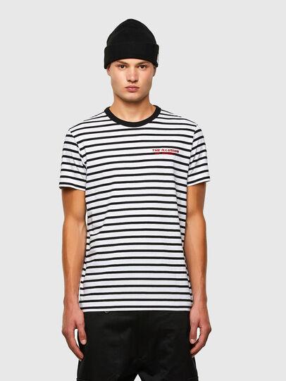 Diesel - T-DIEGOSCO, Noir - T-Shirts - Image 1
