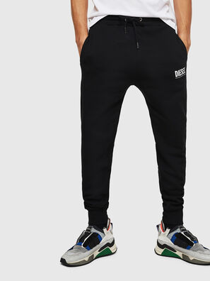 P-TARY-LOGO, Noir - Pantalons