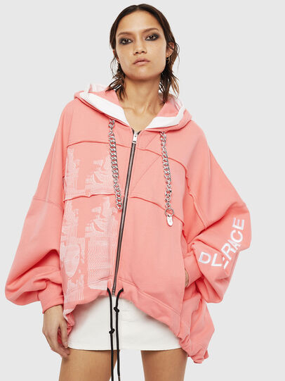 Diesel - F-BAILEY, Rose - Pull Cotton - Image 1