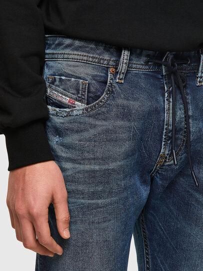 Diesel - Thommer JoggJeans® 069SR, Bleu Foncé - Jeans - Image 4