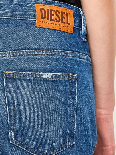 Diesel - Fayza 0079R, Bleu moyen - Jeans - Image 4