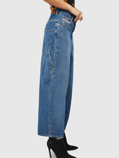 Diesel - D-Luite 080AN, Bleu moyen - Jeans - Image 5