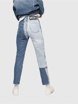 D-Eiselle 0077V, Bleu moyen - Jeans