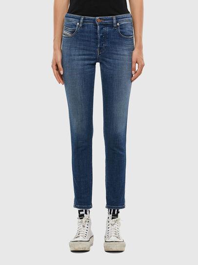 Diesel - Babhila 009JK, Bleu moyen - Jeans - Image 1