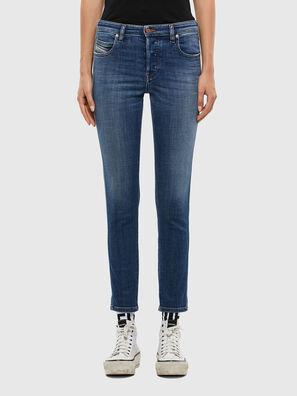 Babhila 009JK, Bleu moyen - Jeans