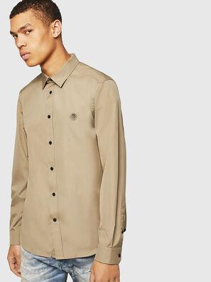 S-BILL, Vert Militaire - Chemises