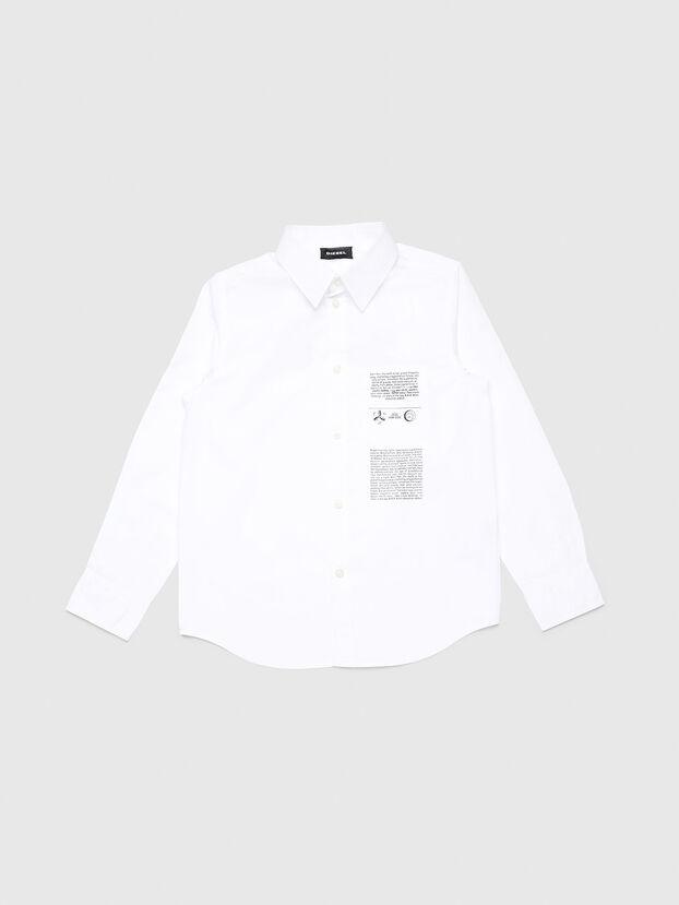 CSVENPRINT, Blanc - Chemises