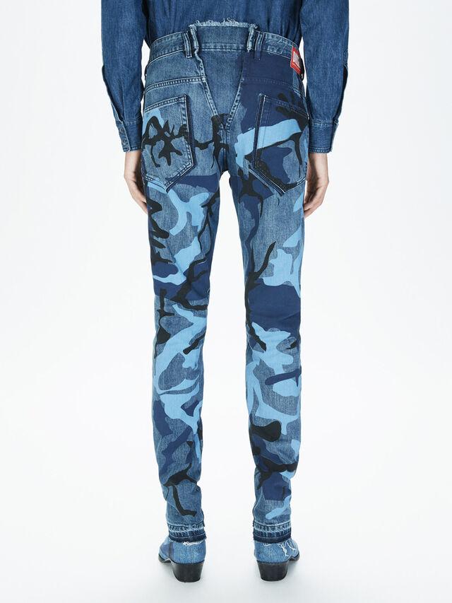 Diesel - SOPKN01, Bleu Chiné - Jeans - Image 4