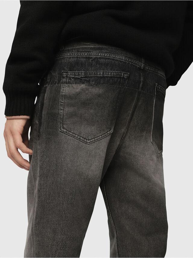 Diesel - D-Aygle 089AU, Noir/Gris foncé - Jeans - Image 4