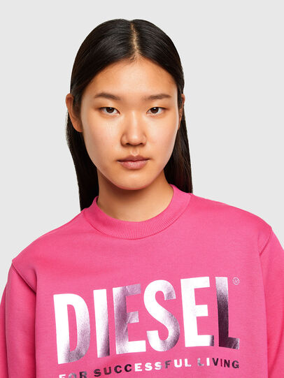 Diesel - F-ANG, Fuchsia - Pull Cotton - Image 3