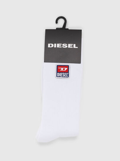 Diesel - SKM-RAY, Blanc - Chaussettes - Image 2