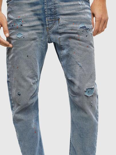 Diesel - Narrot 009BN, Bleu moyen - Jeans - Image 5