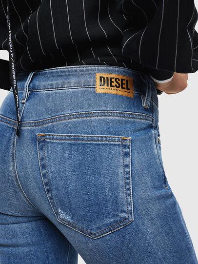 Diesel - D-Rifty 083AX, Bleu Clair - Jeans - Image 3