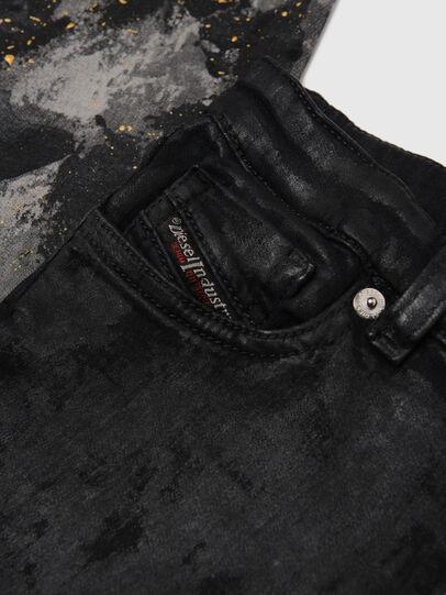 Diesel - SKINZEE-LOW-J JOGGJEANS-N, Noir/Gris foncé - Jeans - Image 3