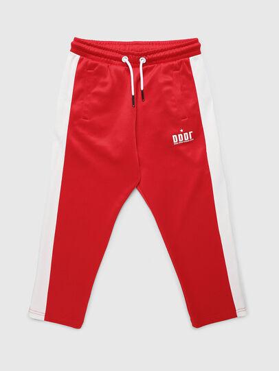 Diesel - PDMITRY, Rouge/Blanc - Pantalons - Image 1