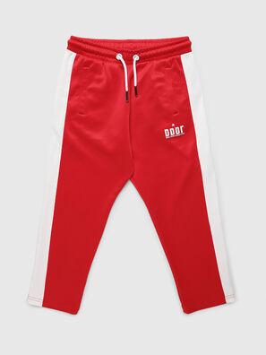 PDMITRY, Rouge/Blanc - Pantalons