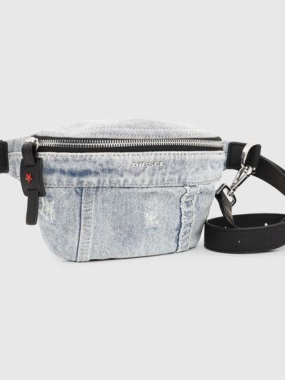 Diesel - ADRIA, Jean Gris - Sacs ceinture - Image 4