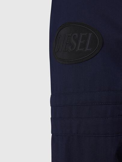 Diesel - J-GLORY, Bleu Foncé - Vestes - Image 5