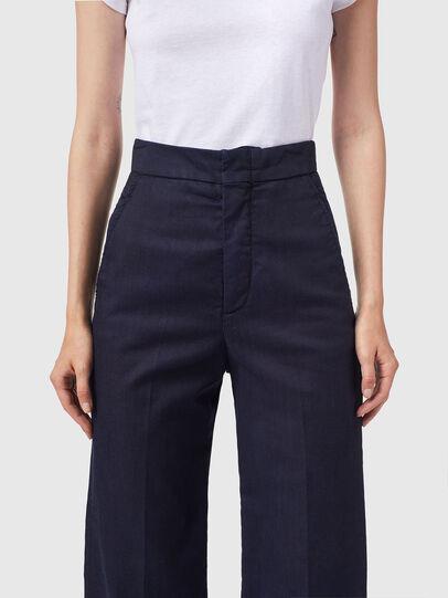 Diesel - D-Ebbey JoggJeans® 0CEAT, Bleu Foncé - Jeans - Image 3