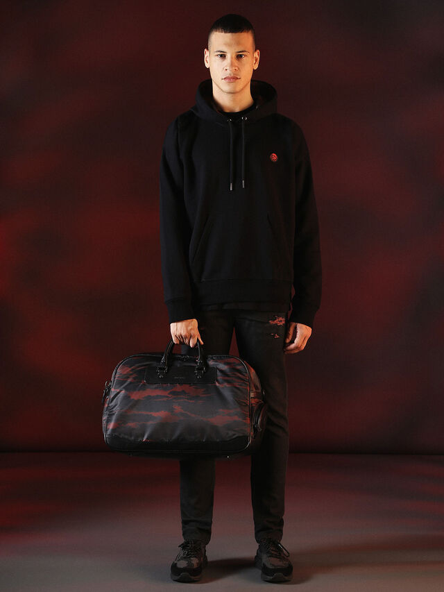 DVL-BAG, Rouge/Noir