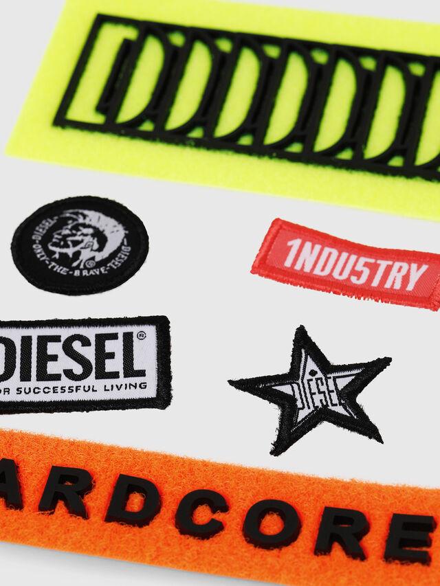 Diesel - PATCH-SEK, Multicolore - Bijoux et Gadgets - Image 4