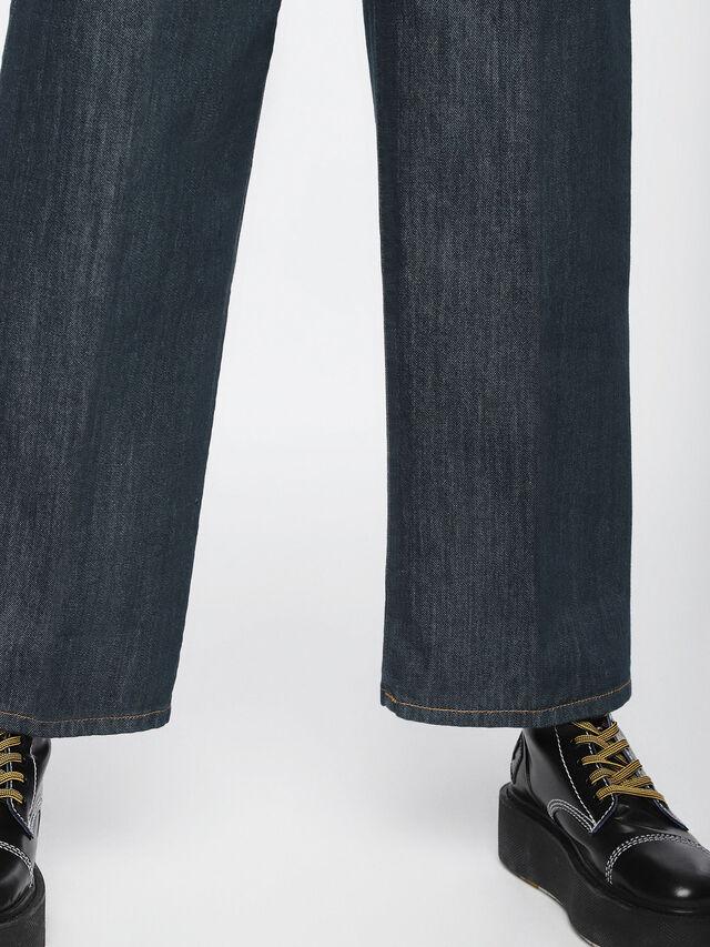 Diesel - Widee 084UR, Bleu Foncé - Jeans - Image 6