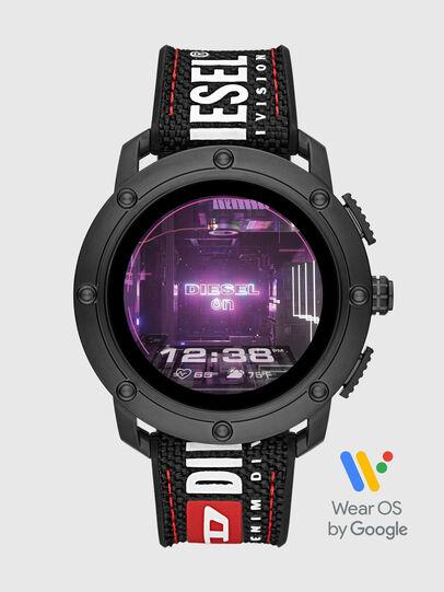 Diesel - DT2022, Noir - Smartwatches - Image 5