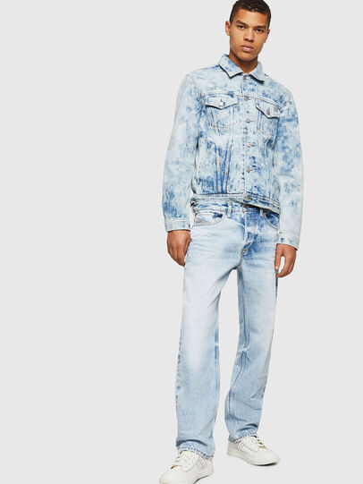 Diesel - D-Kodeck 0078C, Bleu Clair - Jeans - Image 5
