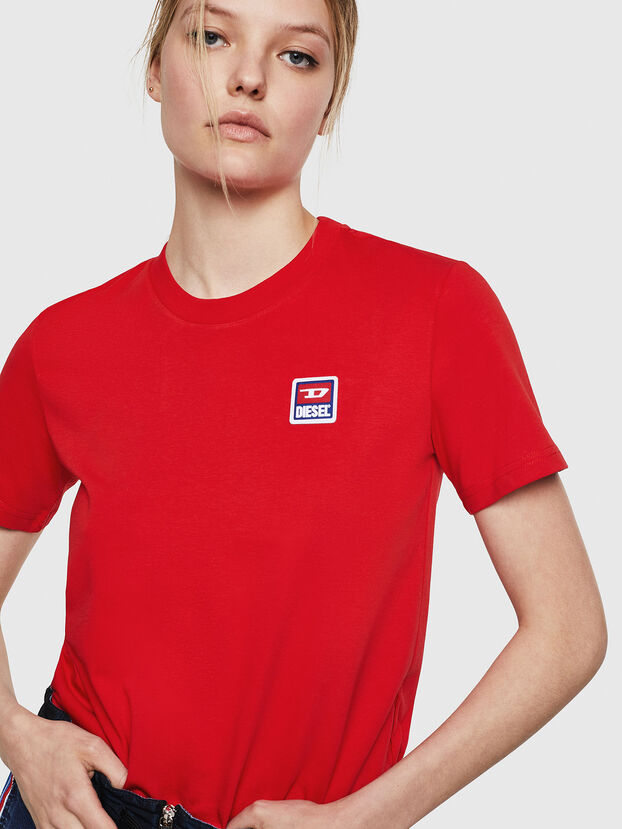 T-SILY-ZE, Rouge Flamme - T-Shirts