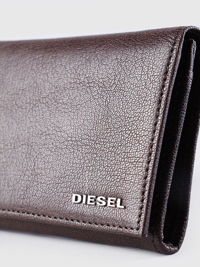 Diesel - 24 A DAY, Marron - Portefeuilles Continental - Image 3