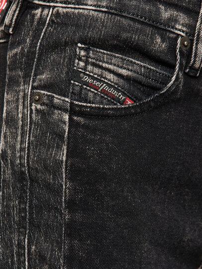 Diesel - Babhila 009FH, Noir/Gris foncé - Jeans - Image 7