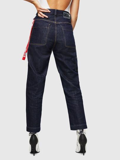 Diesel - CC-D-FRANK, Bleu Foncé - Pantalons - Image 5