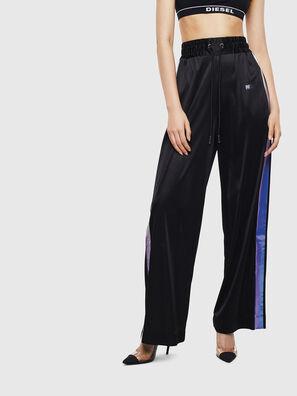 P-ROZYN, Noir - Pantalons