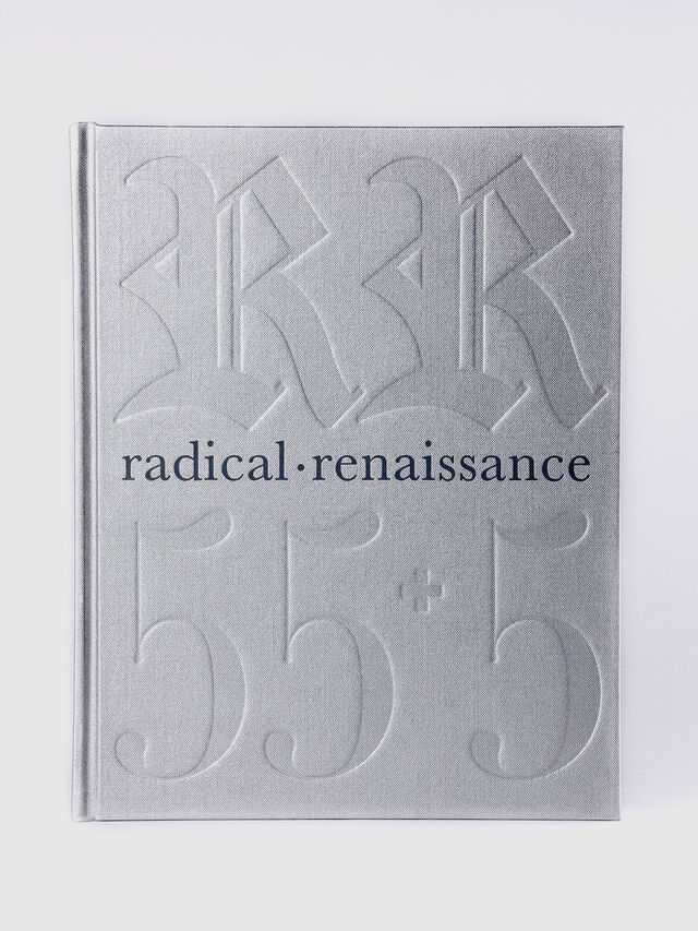 Diesel - Radical Renaissance 55+5 (signed by RR), Gris - Livres - Image 1