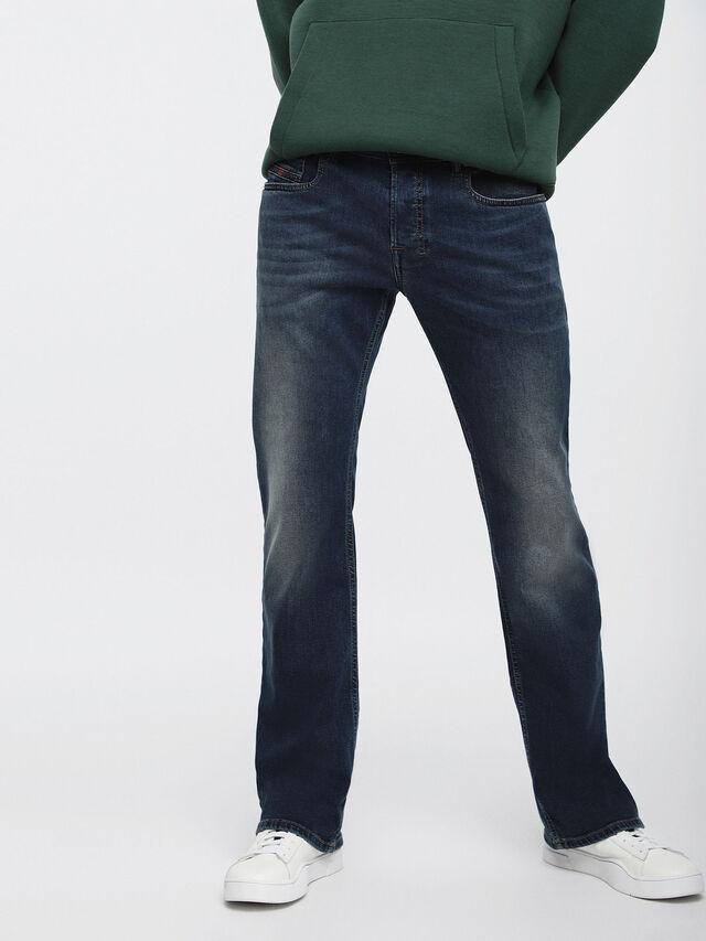 Diesel Zatiny 084BU, Bleu Foncé - Jeans - Image 1