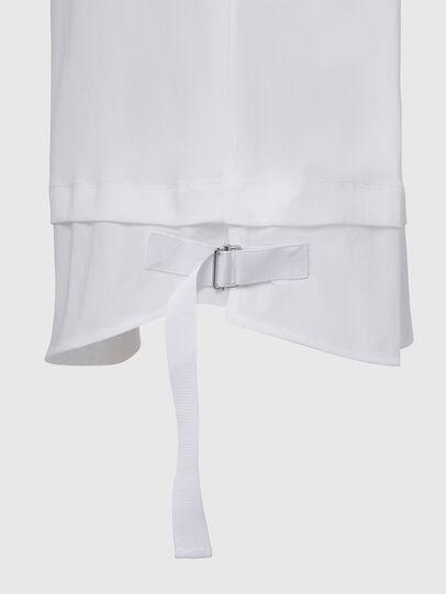 Diesel - T-TARITE, Blanc - T-Shirts - Image 3