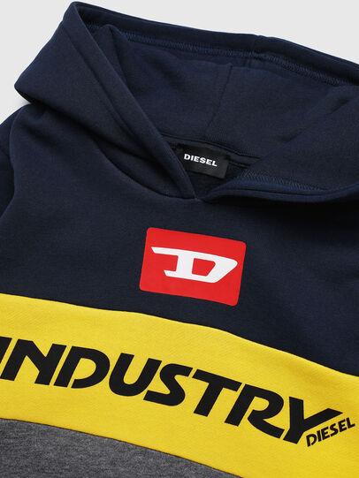 Diesel - UMLT-SBRANDON, Gris/Bleu - Underwear - Image 3