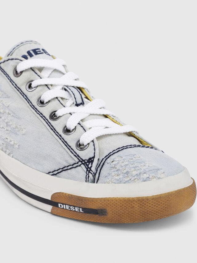 Diesel - EXPOSURE IV LOW  W, Bleu Clair - Baskets - Image 5