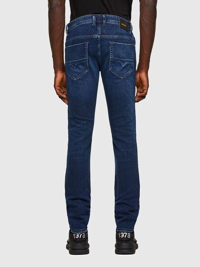 Diesel - Thommer 009JE, Bleu Foncé - Jeans - Image 2
