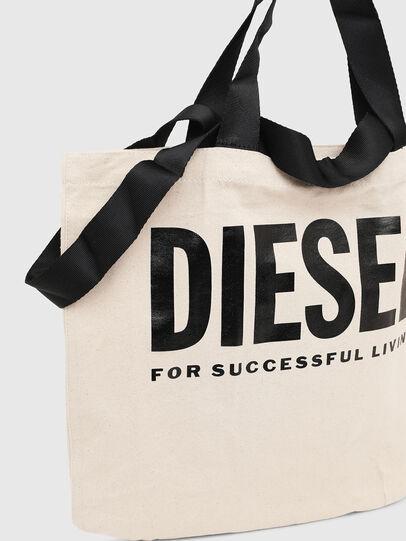 Diesel - LYVENZA, Blanc/Noir - Cabas et Sacs d'Épaule - Image 3
