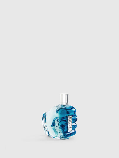 Diesel - ONLY THE BRAVE HIGH  125ML, Bleu Clair - Only The Brave - Image 2