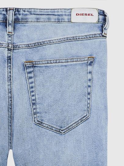 Diesel - Babhila A84PR, Bleu Clair - Jeans - Image 5