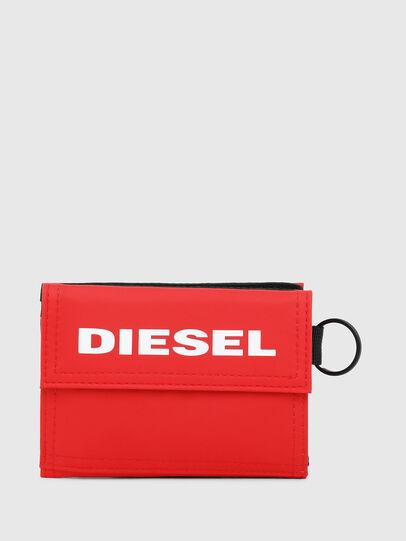 Diesel - YOSHI, Rouge Flamme - Petits Portefeuilles - Image 1