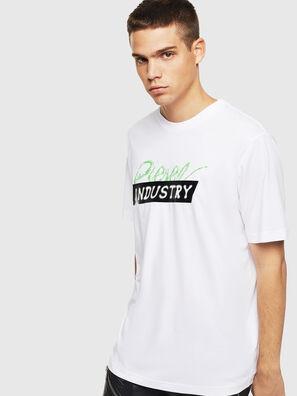 T-JUST-BX2, Blanc - T-Shirts