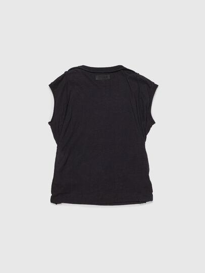 Diesel - TKALYJ, Noir - T-shirts et Hauts - Image 2