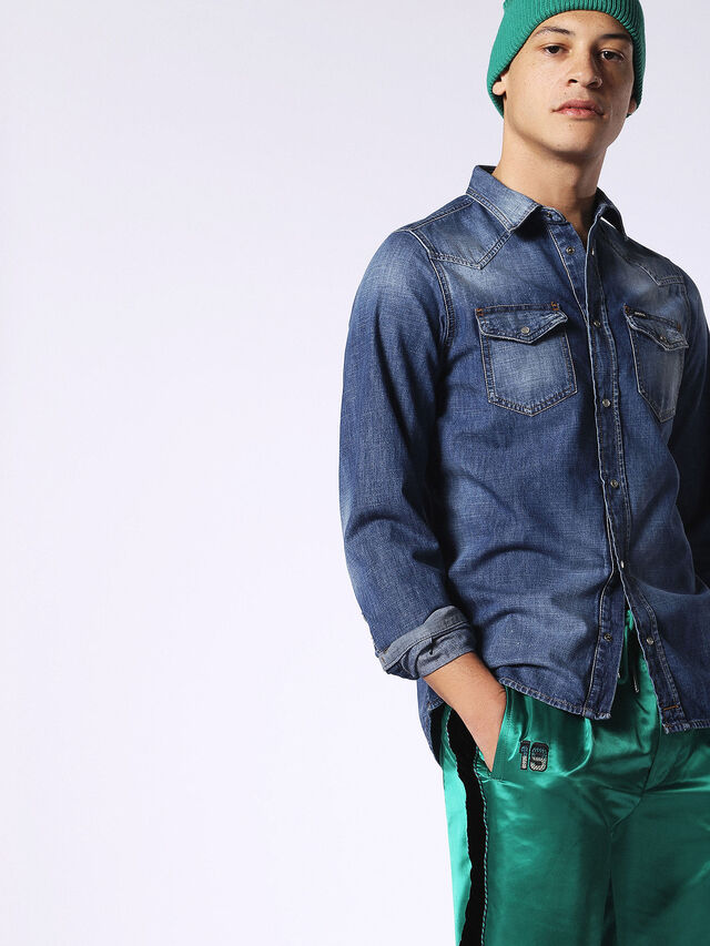 NEW-SONORA, Jean bleu