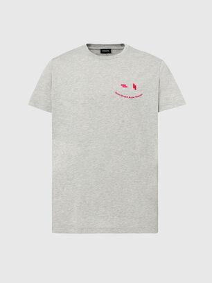 T-DIEGOS-N28, Gris - T-Shirts
